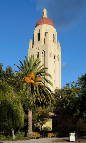 Stanford University (Hoover Tower)