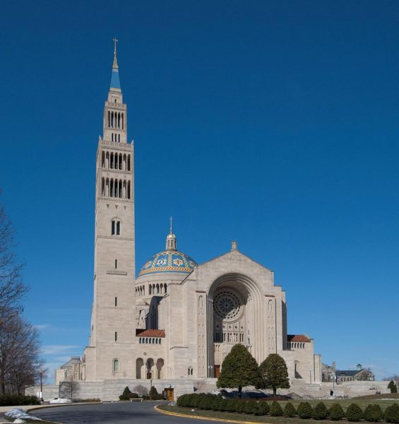 National Shrine of the Immaculate Conception (Knights Tower)