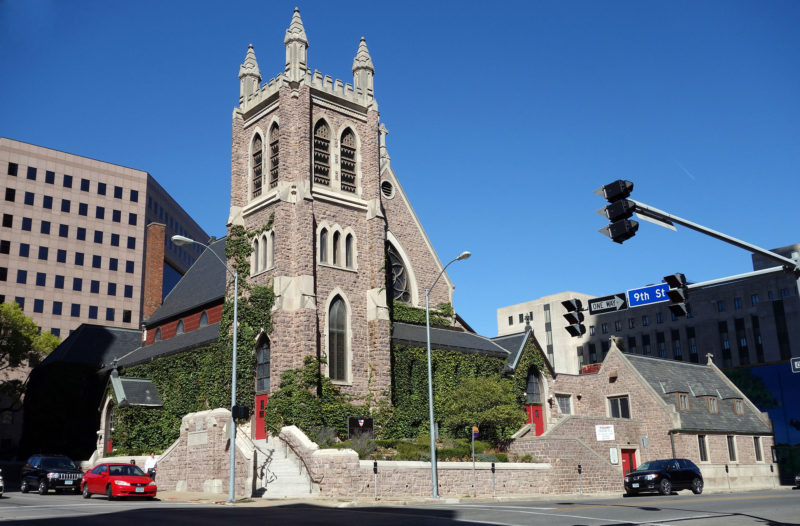 St. Paul's Episcopal Cathedral (Episcopal)