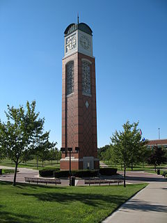 Grand Valley State University (Cook Carillon)