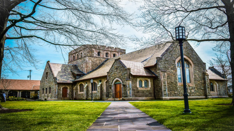 St. George's-by-the-River Episcopal Church