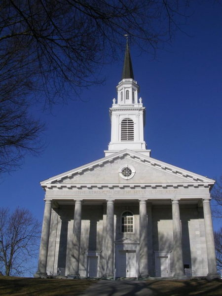 Middlebury College (Mead Memorial Chapel)