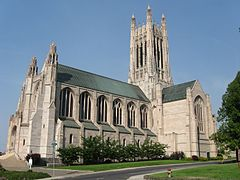 Cathedral of St. John the Evangelist (George Frederick Jewett Carillon)